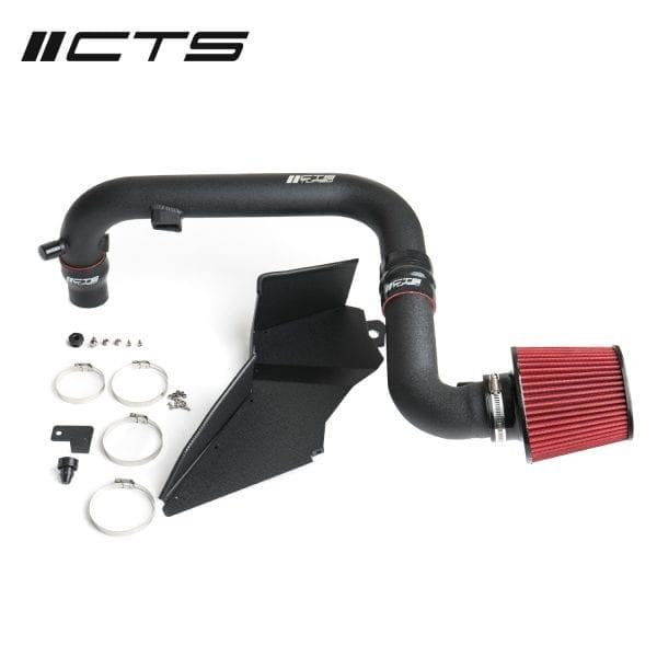 CTS TURBO AIR INTAKE SYSTEM FOR 2.0T FSI EA113 MK5 GTIGLI, MK6 GOLF R, AUDI A3