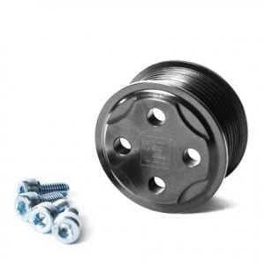IE Audi 3.0T Supercharger Pulley Upgrade 4 bolt