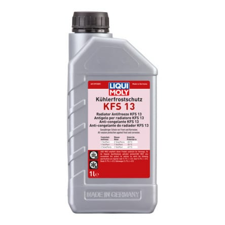 RADIATOR ANTIFREEZE KFS 13