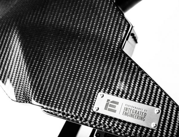 Carbon Fiber Intake Lid For 3.0T Intakes