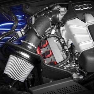 IE Audi 3.0T Cold Air Intake 3