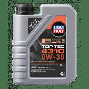 TOP TEC 4310 0W-30