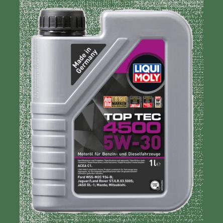TOP TEC 4500 5W-301