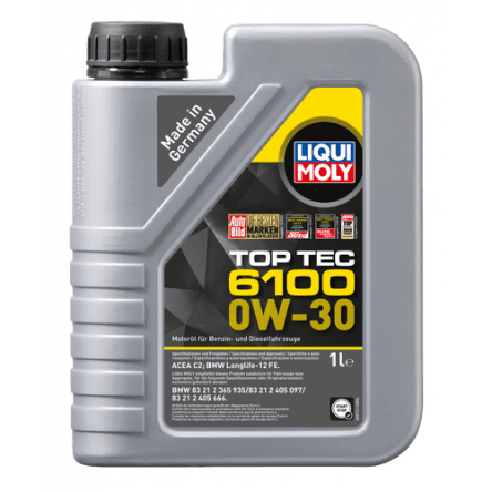 TOP TEC 6100 0W-30 1