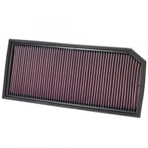 KN Replacement Air Filter, Audi A3, TT, Volkswagen Eos, Golf, Jetta, Passat, 03-18 -33-2888