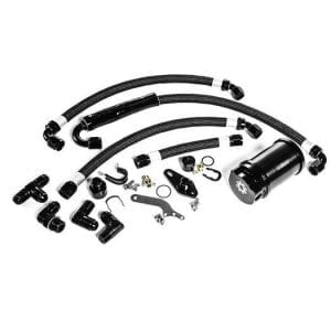 IE 2.0T FSI Catch Can Kit For IE Billet Valve Cover