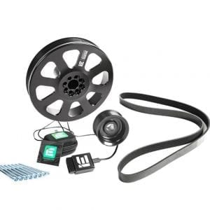 IE Audi S4 S5 Dual Pulley Power Kits