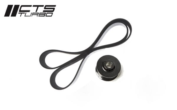 SUPERCHARGER PULLEY – PRESS ON STYLE